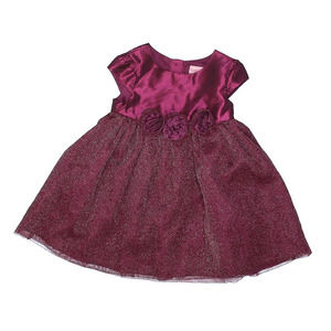 Camilla Pink Sparkly Special Occasion Dress 24 Mos